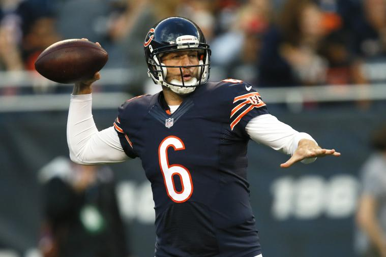 Breaking Down a Sizzling Start to the Preseason for Bears QB Jay Cutler
