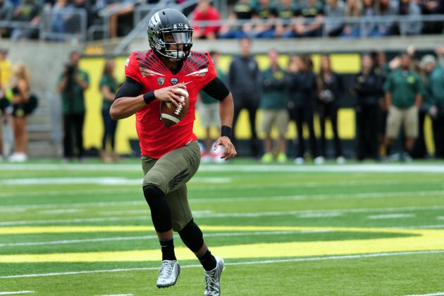 Oregon Ducks Football: Week 2 Fall Camp Stock Report