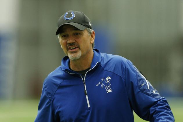 Colts Holding off on Joint Practices for Now