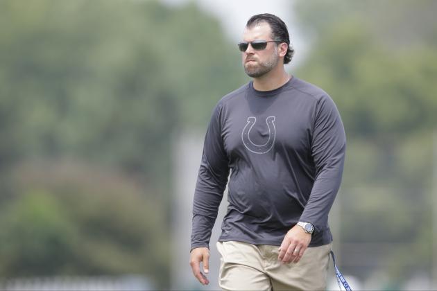 Ryan Grigson Accepts the ALS Ice Bucket Challenge