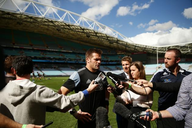Rugby Championship 2014: Round 1 Fixtures, Live Stream Info and Predictions