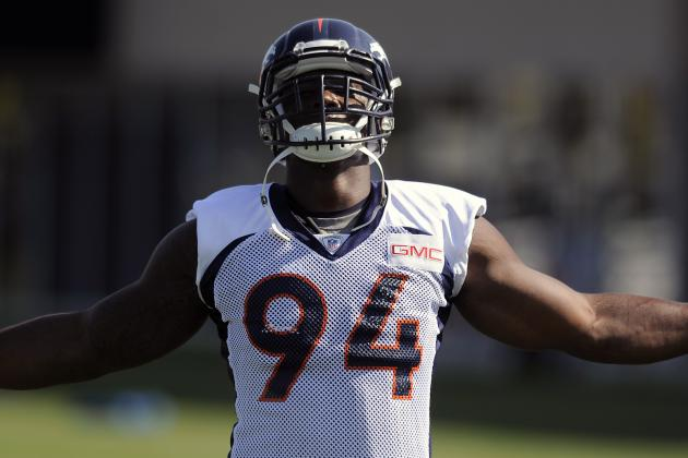 Broncos' Revamped Defense Given Taste of Upcoming Challenges at Camp