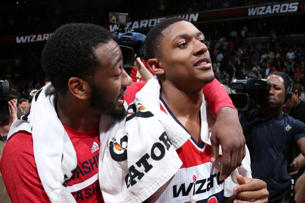 Washington Wizards Ensure Eastern Conference Is Not a Two-Team Race