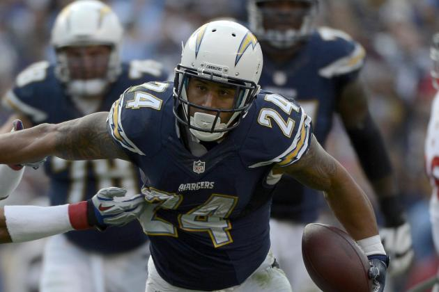 Renewed Ryan Mathews Aims to Make Most of Contract Year