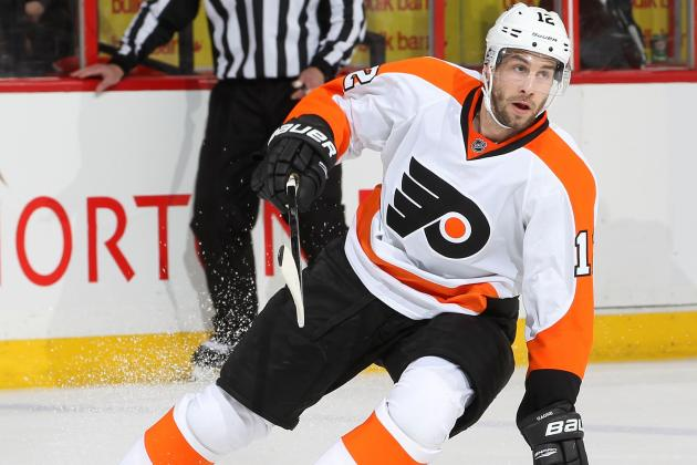 Simon Gagne Extended Training Camp Invite by Bruins (Report)