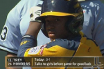 Little Leaguer's Awesome Pre -Game Ritual
