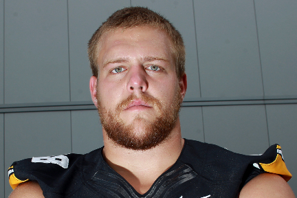 Iowa's Scherff Named USA Today First-Team All-American