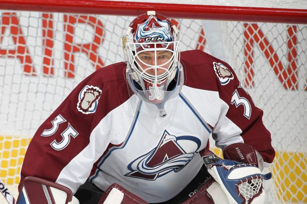 Report: Giguere to Announce Retirement from NHL Next Week