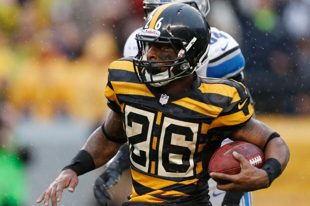 Le'Veon Bell Is a Huge Early-Round Risk in 2014 Fantasy Football Drafts