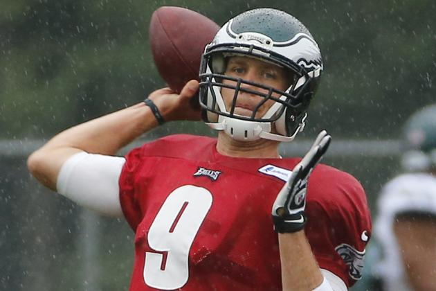 Eagles vs. Patriots: Can Nick Foles Bounce Back?