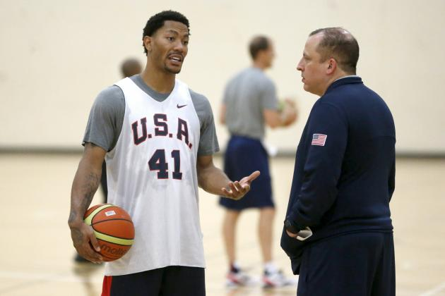 Team USA Basketball Schedule: Breaking Down Complete World Cup 2014 Slate