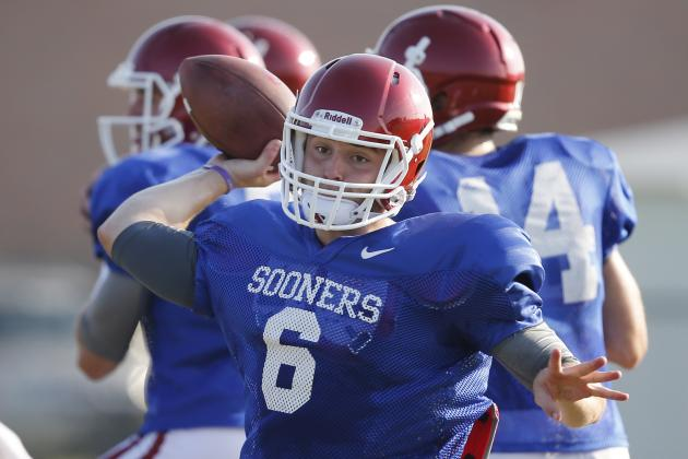 Could Baker Mayfield Play for Oklahoma in 2014?