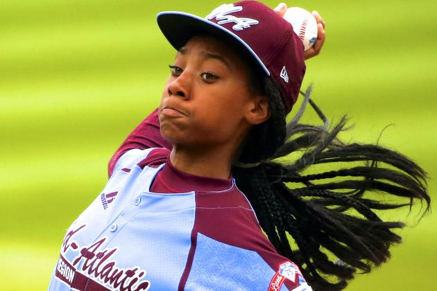 Female Little League World Series Star Mo'ne Davis Proud to Pave the Way