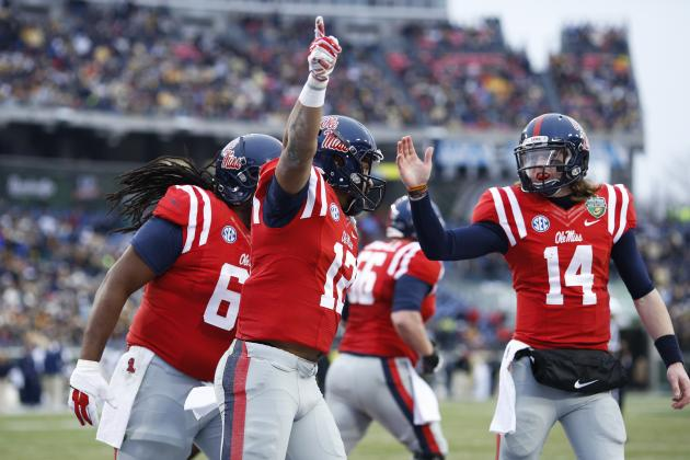 Ole Miss Strives for Weekly Balance