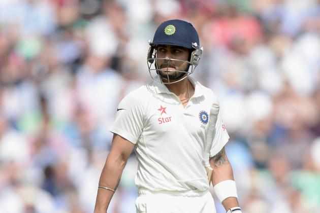 India's New Generation of Batsmen See Their Reputations Torn to Shreds