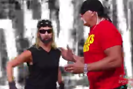 Video: Hogan, Beadle Cut NWO Promo on Browns