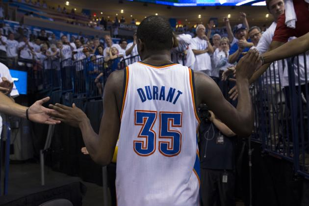 Kevin Durant's Decision Could Mean Big Things for OKC Thunder