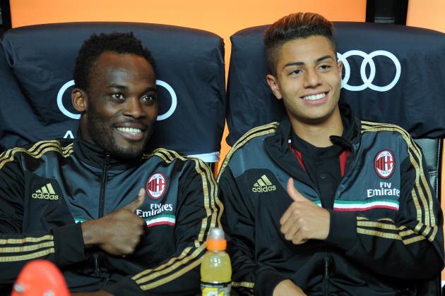 Valencia vs. AC Milan: How Rossoneri Will Line Up in Trofeo Naranja