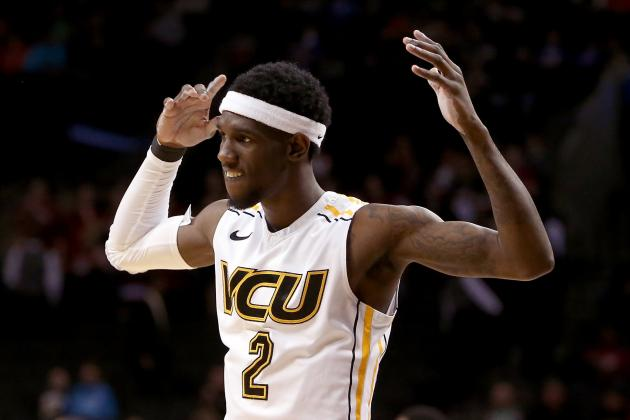 VCU Suspends Rams Basketball Star Briante Weber