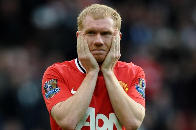 Manchester United Transfer News: Paul Scholes Right to Lament Transfer Shortfall