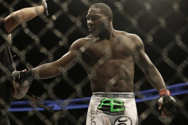Anthony Johnson: Alistair Overeem Would Hurt People in Training on Purpose