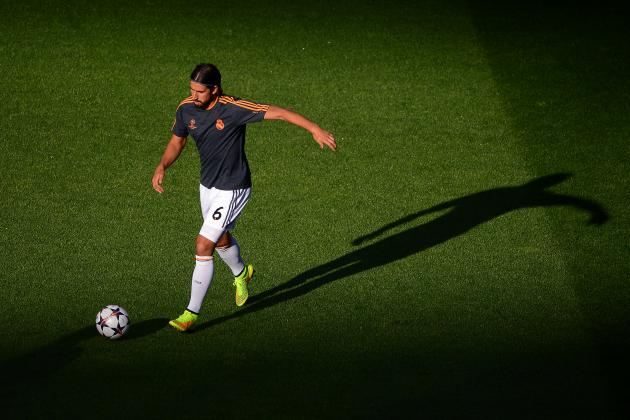 Real Madrid Transfer News: Sami Khedira Discount Not the Right Path for Blancos