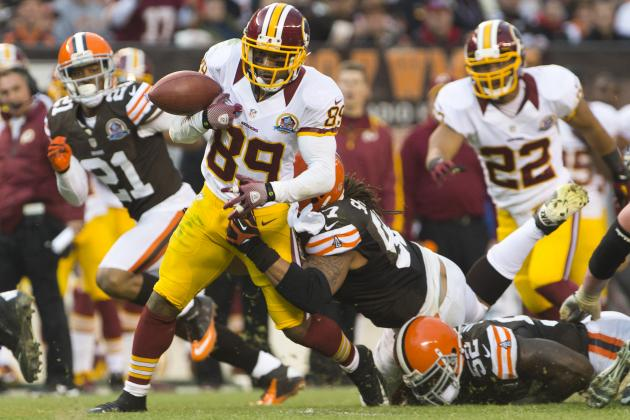 Browns vs. Redskins: TV Info, Spread, Injury Updates, Game Time and More