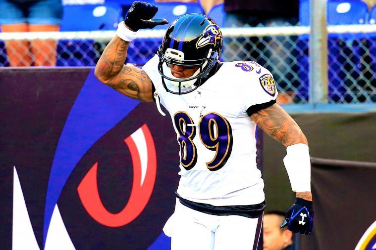 Steve Smith Describes the 'Ravens Way,' Will Break Your Spork