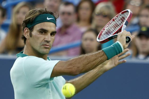 Roger Federer's Recent Success Proves He Will Make Deep 2014 U.S. Open Run