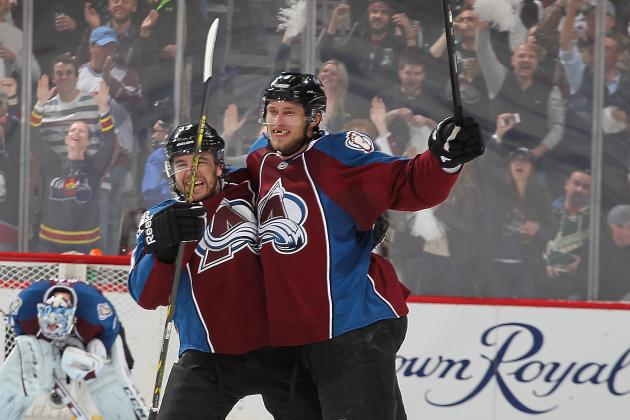 Five Questions Facing Colorado Avalanche