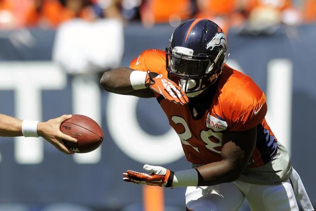 Montee Ball Worth 1st-Round Pick in 2014 Fantasy Football Leagues