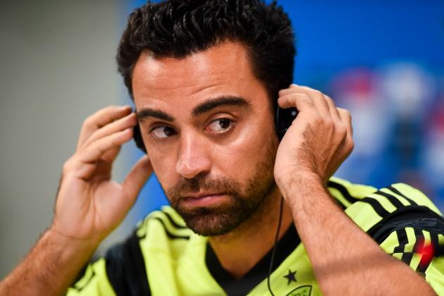 Spain's Xavi Retires as 2nd-Most Capped Player in Nation's History
