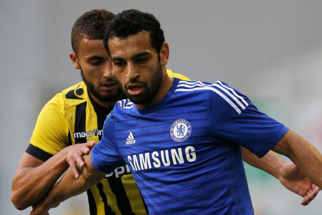 Mohamed Salah Is the Player Who Should Be Culled in Chelsea's Squad Reduction