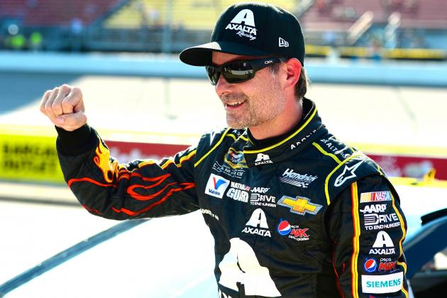 NASCAR at Michigan 2014 Results: Race Order, Final Times and Twitter Reaction