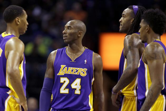 Are There Enough Shots to Go Around for LA Lakers This Season?