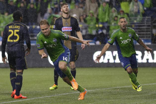 U.S. Open Cup 2014 Final: Sounders vs. Union Preview and Prediction