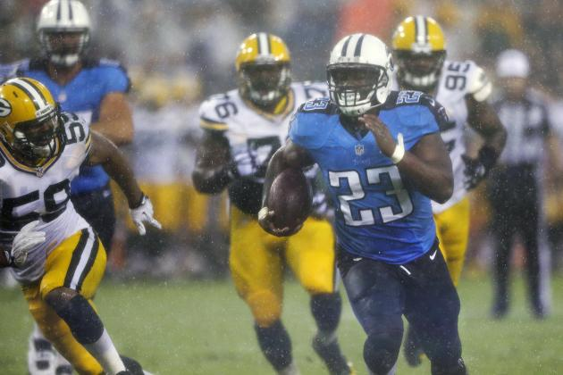Shonn Greene Injury: Updates on Titans RB's Knee and Return