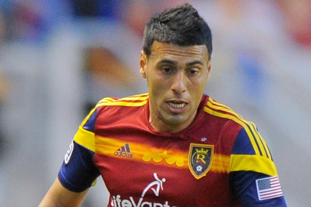 Real Salt Lake May Be Without Javier Morales vs. Seattle Sounders