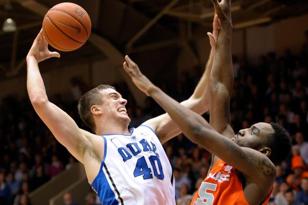 Does Duke's Chase Jeter Commitment Mean Marshall Plumlee Should Transfer?