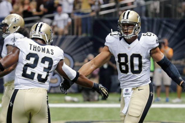 New Orleans Saints Offense Already Showing Signs of Dominance for 2014