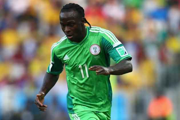 Victor Moses to Stoke City: Latest Transfer Details, Reaction and More
