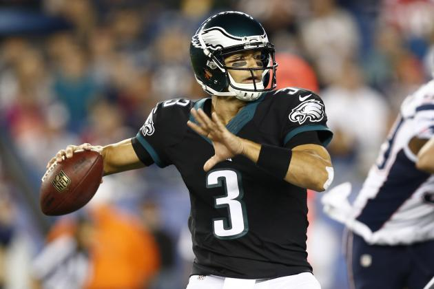 Mark Sanchez Proving to Be the Insurance the Eagles Desperately Need at QB