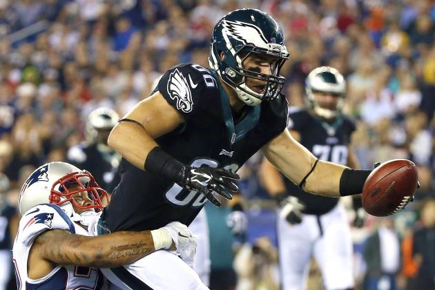 Zach Ertz Gives the Philadelphia Eagles Offense a Chance to Be Even Better