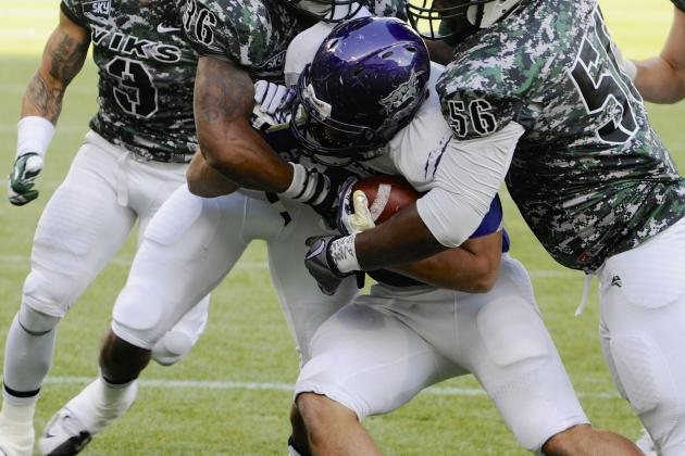 FCS College Football: Is Weber State in for a Turnaround Season in 2014?