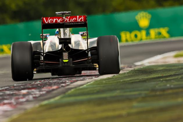 Lotus Still Struggling to Adapt to Loss of FRIC Suspension