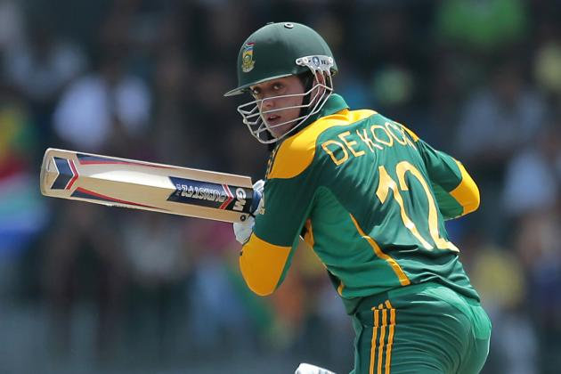 Zimbabwe vs. South Africa, 1st ODI: Date, Time, Live Stream, TV Info and Preview