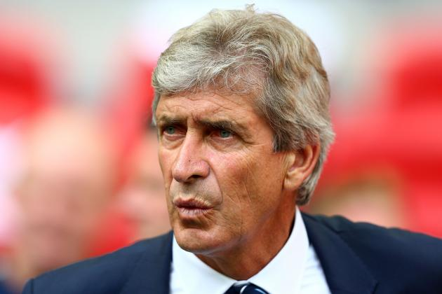 Newcastle vs. Manchester City: Key Selection Decisions for Manuel Pellegrini