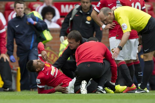 Jesse Lingard Injury: Updates on Manchester United Winger's Leg, Return