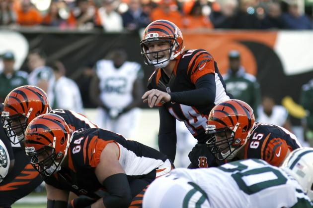Jets vs. Bengals: Live Score and Analysis