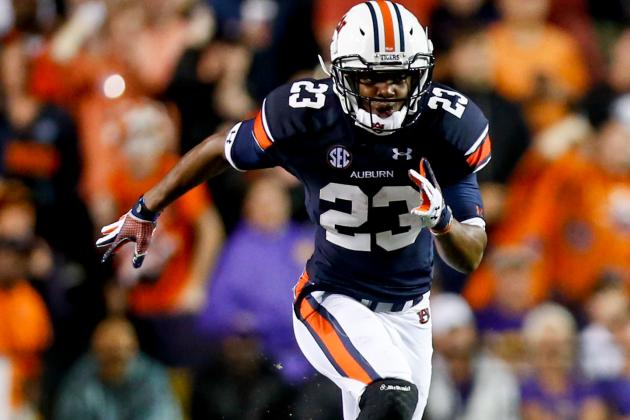 With Running Back Behind Him, Auburn's Johnathan Ford 'At Home' on Defense